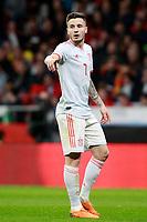 Argentina's Saul Niguez during international friendly match. March 27,2018.(ALTERPHOTOS/Acero) /NortePhoto.com NORTEPHOTOMEXICO