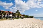 MUS, Mauritius, Black River, Le Morne: Hotel Berjaya Resort - Strand | MUS, Mauritius, Black River, Le Morne: Hotel Berjaya Resort - beach