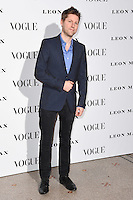 Christopher Bailey<br /> at the Vogue 100: A Century of Style exhibition opening held in the National Portrait Gallery, London.<br /> <br /> <br /> ©Ash Knotek  D3080 09/02/2016