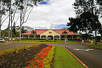 The Dole Plantation Pavillion offers shoppers a wide variety of unique gifts and tasty pineapple treats. Located amidst the Dole pineapple fields in central Oahu.