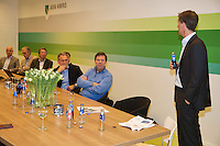 Rotterdam, The Netherlands, Februari 9, 2016,  ABNAMROWTT, Vrienden van NLtennis<br /> Photo: Tennisimages/Henk Koster