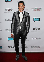 LOS ANGELES, CA, USA - NOVEMBER 18: Tom Sandoval arrives at the Los Angeles Premiere Of Bravo's 'Girlfriends' Guide to Divorce' held at the Ace Hotel on November 18, 2014 in Los Angeles, California, United States. (Photo by Celebrity Monitor)
