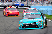 NASCAR XFINITY Series<br /> Zippo 200 at The Glen<br /> Watkins Glen International, Watkins Glen, NY USA<br /> Saturday 5 August 2017<br /> Erik Jones, Hisense Toyota Camry, Ryan Reed, Lilly Diabetes Ford Mustang, Justin Allgaier, BRANDT Chevrolet Camaro<br /> World Copyright: John K Harrelson<br /> LAT Images