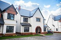 2017 02 08 Waterstone Homes, Swansea, UK