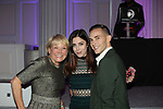 Andrea Joyce, Ashley Wagner and Adam Rippon -  Figure Skating in Harlem celebrates 20 years - Champions in Life benefit Gala on May 2, 2017 in New York Ciry, New York.   (Photo by Sue Coflin/Max Photos)
