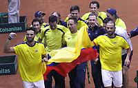 Copa Davis / Davis Cup Colombia vs Suecia 2019