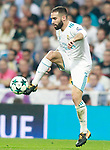 Real Madrid's Dani Carvajal during Champions League Group H match 1. September 13,2017. (ALTERPHOTOS/Acero)