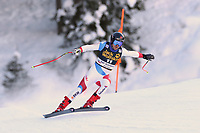19th December 2020; Saslong, Val Gardena, Tyrol, Italy; International Ski Federation Alpine Ski World Cup, 2nd Men's Downhill, Val Gardena; Mauro Caviezel (SUI)