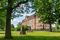 Herrenhaus Schloss Ribbeck, Ribbeck, Nauen, Brandenburg, Deutschland