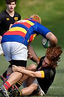20200829 College Rugby - Wellington College v Tawa College