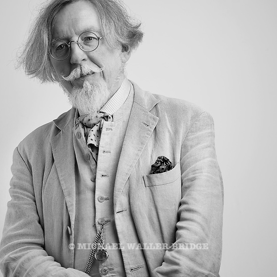 Stephen Calloway, Author & Curator