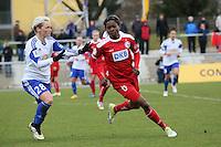 01.04.2015: 1.FFC Frankfurt vs. Turbine Potsdam