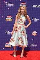 LOS ANGELES - APR 29:  Devore Ledridge at the 2016 Radio Disney Music Awards at the Microsoft Theater on April 29, 2016 in Los Angeles, CA