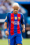 Neymar JR of FC Barcelona reacts during their La Liga match between Deportivo Leganes and FC Barcelona at the Butarque Municipal Stadium on 17 September 2016 in Madrid, Spain. Photo by Diego Gonzalez Souto / Power Sport Images