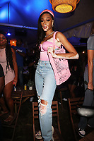 NEW YORK, NY - SEPTEMBER 11: Winnie Harlow at BRIC Celebrate Brooklyn! Festival at The Lena Horne Bandshell in Prospect Park, Brooklyn, New York City on September 11, 2021. <br /> CAP/MPI/WG<br /> ©WG/MPI/Capital Pictures