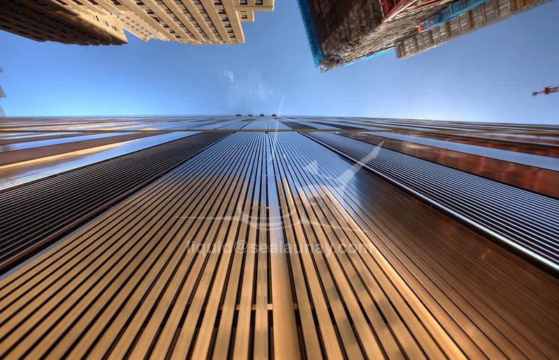 Ground Zero, Manhattan, New York City.