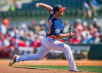 15 March 2016: Houston Astros pitcher Neal Cotts on the mound during a Spring Training pre-season game against the Washington Nationals at Osceola County Stadium in Kissimmee, Florida. The Astros fell to the Nationals 6-4 in Grapefruit League play. Mandatory Credit: Ed Wolfstein Photo *** RAW (NEF) Image File Available ***