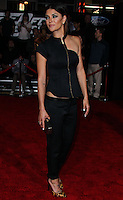 """HOLLYWOOD, CA - MARCH 06: Jessica Szohr at the Los Angeles Premiere Of DreamWorks Pictures' """"Need For Speed"""" held at TCL Chinese Theatre on March 6, 2014 in Hollywood, California. (Photo by Xavier Collin/Celebrity Monitor)"""