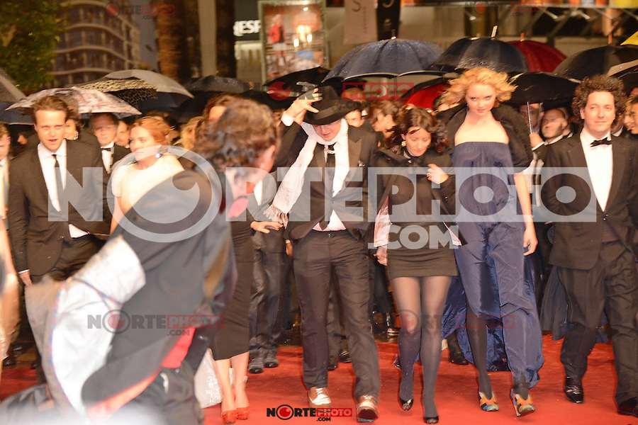 """Pete Doherty attending the """"Jagten (The Hunt)"""" Premiere during the 65th annual International Cannes Film Festival in Cannes, France, 20th May 2012...Credit: Timm/face to face /MediaPunch Inc. ***FOR USA ONLY***"""