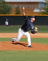 Keegan Collett - 2019 AIL Padres (Bill Mitchell)