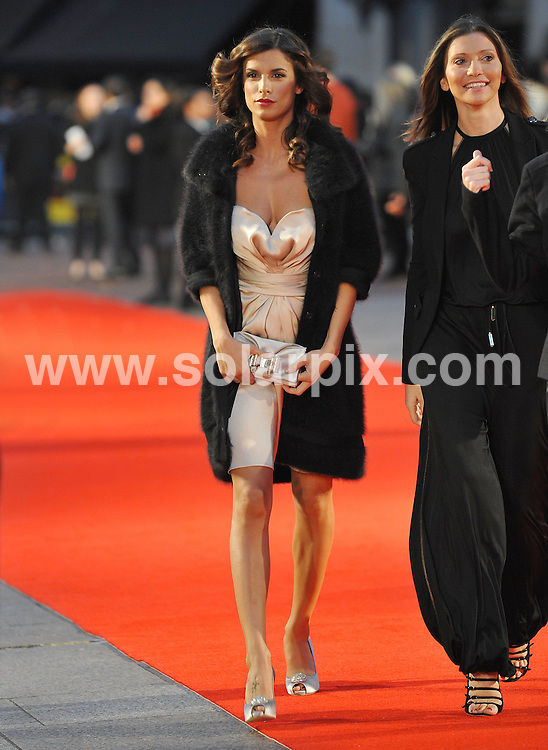 **ALL ROUND PICTURES FROM SOLARPIX.COM**.**WORLDWIDE SYNDICATION RIGHTS**.Red carpet arrivals at the premiere of 'The Men Who Stare At Goats' during The Times BFI London Film Festival held at the Odeon, Leicester Square, London, UK. 15 October 2009..This pic: Elisabetta Canalis..JOB REF: 10133 SSD     DATE: 15_10_2009.**MUST CREDIT SOLARPIX.COM OR DOUBLE FEE WILL BE CHARGED**.**MUST NOTIFY SOLARPIX OF ONLINE USAGE**.**CALL US ON: +34 952 811 768 or LOW RATE FROM UK 0844 617 7637**