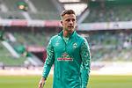 19.09.2020, wohninvest Weserstadion, Bremen, GER,  SV Werder Bremen vs Hertha BSC Berlin, <br /> <br /> <br />  im Bild<br /> <br /> Johannes Eggestein (Werder Bremen #24)<br /> <br /> Foto © nordphoto / Kokenge<br /> <br /> DFL regulations prohibit any use of photographs as image sequences and/or quasi-video.