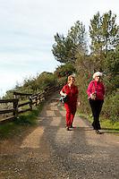 Tourists. Santa Barbara, CA
