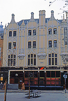 London: The Rising Sun Public House.  Tottenham Court Road, 1897.