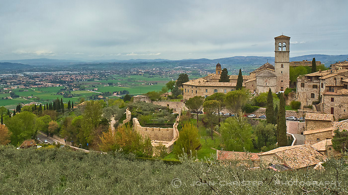 Assisi view point