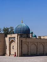 Bibliothek am Hast Imam-Platz, Taschkent, Usbekistan, Asien<br /> Library at Hast Imam-Square, Tashkent, Uzbekistan, Asia