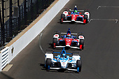 Verizon IndyCar Series<br /> Indianapolis 500 Carb Day<br /> Indianapolis Motor Speedway, Indianapolis, IN USA<br /> Friday 26 May 2017<br /> Marco Andretti, Andretti Autosport with Yarrow Honda<br /> World Copyright: Phillip Abbott<br /> LAT Images<br /> ref: Digital Image abbott_indy_0517_27796