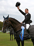 International Jumping in Chantilly France.Winner : Timothée Anciaume (FRA) with his horse Jarnac