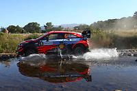 4th June 2021; Alghero, Sardinia; WRC rally of Italia Sardinia, stages  1-8;  Dani Sordo-Hyundai i20 WRC