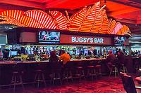 Las Vegas, Nevada.  Bugsy's Bar, Flamingo Casino.
