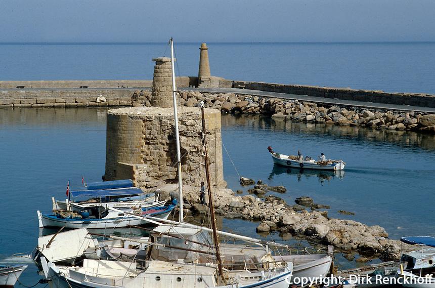 Nordzypern, Girne, Hafen
