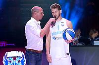GRONINGEN - Basketbal , Open Dag met Donar - Antwerp Giants , voorbereiding seizoen 2021-2022, 05-09-2021,  Donar speler Austin Luke