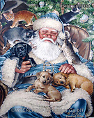 Liz,CHRISTMAS SANTA, SNOWMAN, WEIHNACHTSMÄNNER, SCHNEEMÄNNER, PAPÁ NOEL, MUÑECOS DE NIEVE, paintings+++++,USHCLD0035A,#x#