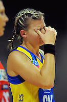 110327 ANZ Championship Netball - Pulse v Swifts