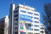 Nederland - Den Haag - Februari 2020. Kantoorruimte te huur. Foto Berlinda van Dam / Hollandse Hoogte