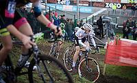 Helen Wyman (GBR/Kona)<br /> <br /> UCI Cyclocross World Cup Heusden-Zolder 2015