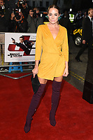"""Emma Conybeare<br /> arriving for the premiere of """"Johnny English Strikes Again"""" at the Curzon Mayfair, London<br /> <br /> ©Ash Knotek  D3436  03/10/2018"""