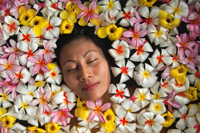 Spa treatment in Palau, Micronesia at PPR Resort