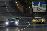 #69 HERBERTH MOTORSPORT (DEU) Porsche 911 RSR - 19 LMGTE Am  - Robert Renauer (DEU) / Ralf Bohn (DEU) / Rolf Ineichen (CHE)