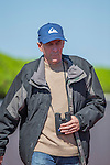 TOKYO,JAPAN-JUNE 02: John Size,the trainer of Contentment ,is at Tokyo Racecourse on June 02,2016 in Fuchu,Tokyo,Japan (Photo by Kaz Ishida/Eclipse Sportswire/Getty Images)