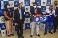 04/12/2020 - GOVERNO DO RIO DE JANEIRO FAZ PRONUNCIAMENTO SOBRE NOVOS CASOS DE COVID
