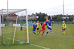 Millwall Lionesses 5 Watford Ladies 0, 13/03/2011. Eden Park Avenue Beckenham Town, FA Cup 5th Round. Photo by Simon Gill.