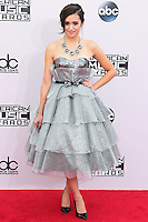 LOS ANGELES, CA, USA - NOVEMBER 23: Megan Nicole arrives at the 2014 American Music Awards held at Nokia Theatre L.A. Live on November 23, 2014 in Los Angeles, California, United States. (Photo by Xavier Collin/Celebrity Monitor)