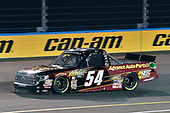 #54: Riley Herbst, DGR-Crosley, Toyota Tundra Advance Auto Parts / Terrible Herbst / NOS / ORCA