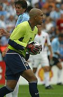 Tim Howard, Argentina vs. USA, Miami, Fla.