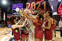 210924 Taini Jamieson Netball Series - NZ Silver Ferns v England Roses